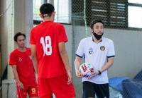 AFC Futsal Championship Batal, Coach Ken: Saya Hanya Bisa Mempersiapkan Diri