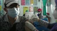 Vaksinasi Tahap II di Kota Medan, Lansia: Dapat Menambah Imun, Semoga Covid-19 Cepat Hilang