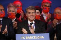 Joan Laporta Kembali Terpilih sebagai Presiden Barcelona