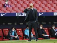 Wasit Tak Beri Real Madrid Penalti, Zidane Ogah Berkomentar