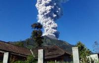 Dua Kecamatan Diguyur Hujan Abu Merapi, Warga: Mata Pedih & Pernafasan Sesak