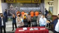 Kawanan Pembobol Mesin ATM Lintas Provinsi Ditangkap