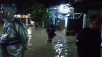 Diguyur Hujan, Warga Perum Gunungsari Indah Kebanjiran