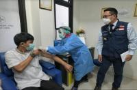 Ridwan Kamil Targetkan 6 Juta Warga Jabar Selesai Divaksin Covid-19 Juni 2021