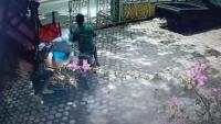 Naik Becak, Pencuri Ini Gondol Komputer dari Kantor Kesbangpol