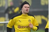 Dortmund vs Sevilla, Erling Haaland Masih Jadi Ancaman Besar untuk Lopetegui