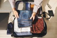 Tips Jitu Simpan Pakaian di Koper, Dijamin Tetap Rapi