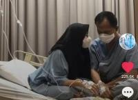 Kisah Cinta Sejati, Istri Rela Donorkan Ginjal untuk Suami