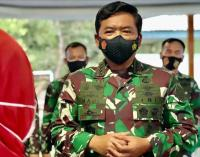 Pastikan Keamanan Jumat Agung, Panglima TNI Tinjau Gereja Katedral Makassar