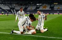 Cristiano Ronaldo dan Dybala Sumbang Gol, Juventus Menang 2-1 atas Napoli