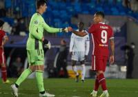 Kalahkan Liverpool, Courtois Optimis Real Madrid Punya Peluang Juara