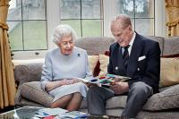 Pangeran Philip Meninggal, Ratu Elizabeth: Dia Kekuatan Saya dan Bertahan Selama Ini