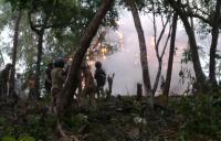 Vila di Labuan Bajo Tersambar Petir, Lalu Terbakar Bikin Panik Warga