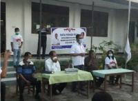 Peduli Sesama, Partai Perindo Kirim Bantuan untuk Korban Bencana NTT