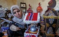 Pengrajin Dekorasi Ramadhan di Palestina, Bertahan di Tengah Pandemi Covid-19