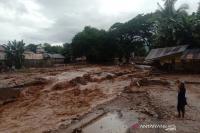 Update Banjir Bandang di NTT dan NTB : 174 Meninggal & 48 Hilang