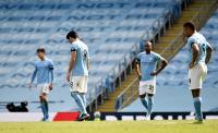Hadapi 10 Pemain Leeds United, Man City Malah Tumbang 1-2