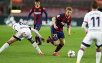 De Jong Percaya Menang di El Clasico Bakal Perlancar Barcelona Juarai Liga Spanyol