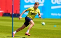 Jelang Real Madrid vs Barcelona, De Jong Curhat soal Posisinya yang Kini Jadi Bek