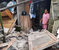 Gempa Magnitudo 6,7 Guncang Malang, Rumah hingga Masjid Rusak