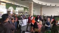 Gempa Besar Guncang Malang, Pengunjung Mal di Mojokerto Ketakutan