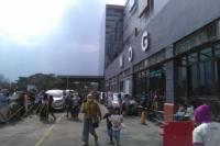 Gempa Malang, Pemain PSM Makassar dan Barito Putra Berhamburan Keluar Hotel