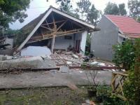 Gempa Besar Malang Berakibat 251 Rumah Rusak