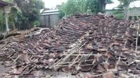 Gempa Malang, Rumah Warga Tulungagung Roboh