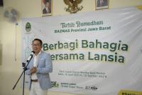 Hadiri Tarhib Ramadan Bersama Lansia, Ridwan Kamil: Muliakan Orang Tua