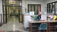 8 Pasien di Ruang Cempaka RSUD Mardi Waluyo Blitar yang Rusak Akibat Gempa Malang Dipindahkan