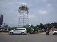 Viral Tugu Pamulang Mirip Toren Air, Kadis PUPR Banten: Saya Juga Sedih Lihatnya