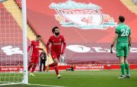 Liverpool Menang Lagi di Anfield, Mohamed Salah: Akhirnya!