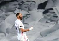 Real Madrid Pecundangi Barcelona, Karim Benzema: Alhamdulillah