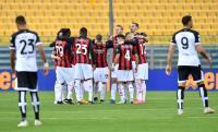 Hasil Liga Italia: AC Milan Rebut Kemenangan dengan 10 Pemain