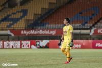 Piala Menpora 2021: Ini Resep Kiper PSS Sleman Atasi Serangan Bali United