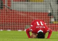 Mohamed Salah Ungkap Maksud Rayakan Gol dengan Sujud Syukur
