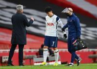 Son Heung-min Hampir Menangis Setelah Kalah dari Manchester United