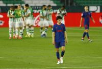 Atletico Madrid Tak Mampu Kalahkan Real Betis