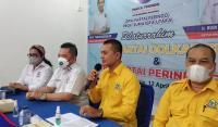 Silaturahmi Politik ke Perindo Sumut, Ijek: Upaya Bangun Daerah Tak Bisa Sendiri