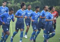 Piala Menpora: Jelang Lawan PSS, Persib Gelar Latihan Perdana di Bulan Puasa
