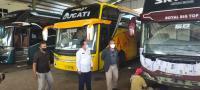 Ratusan Karyawan Otobus Terancam PHK Imbas Larangan Mudik