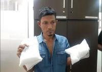 Bawa Kotak Susu Isi Sabu, Calon Penumpang Batik Air Ditangkap di Kualanamu