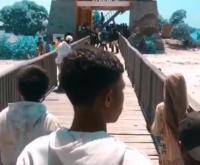 Viral Dua Kelompok Warga Antar-Pulau di Makassar Tawuran