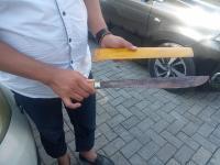 Hanya Gara-Gara Ampas Tahu, Ayah & Anak Tikam Tukang Parkir