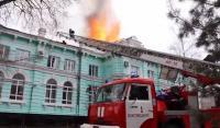 Rumah Sakit Terbakar, Dokter Teruskan Operasi Jantung, Selamatkan Nyawa Pasien