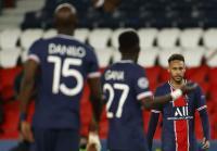 Neymar Tak Terima Dianggap Provokasi Kimmich Usai PSG Singkirkan Bayern