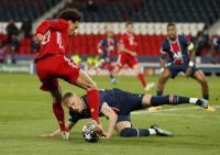 Jadi Penyebab Tersingkirnya Bayern Munich dari Liga Champions, Leroy Sane Diserbu Netizen