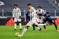 Juventus Gagal Lolos ke Liga Champions, Cristiano Ronaldo Angkat Kaki dari Stadion Allianz