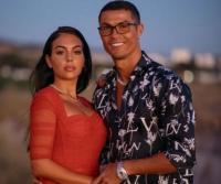Intip Pose Mesra Cristiano Ronaldo dan Georgina Rodriguez Olahraga Bersama