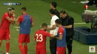 Pura-Pura Cedera Pas Adzan Maghrib, Pemain Timnas Tunisia Buka Puasa di Tengah Pertandingan
